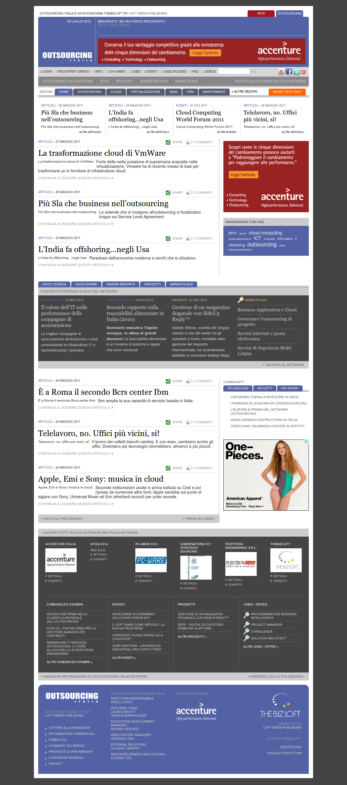 Outsourcing Front Page | Outsourcing Italia 2012-07-05 17-28-43